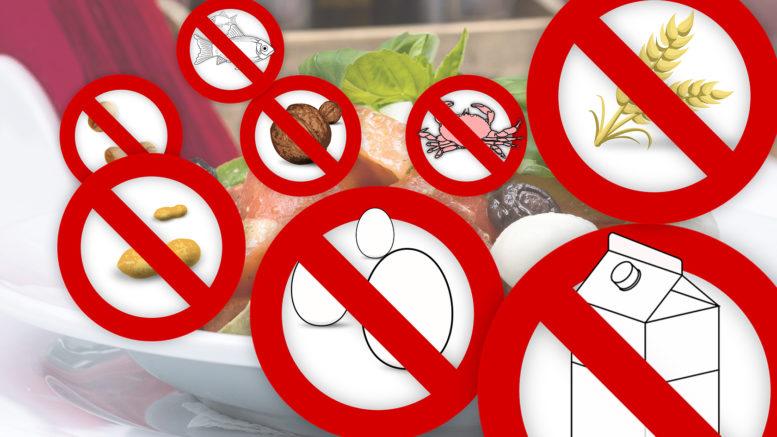 allergie alimentari e l'uso eccessivo di diagnosi